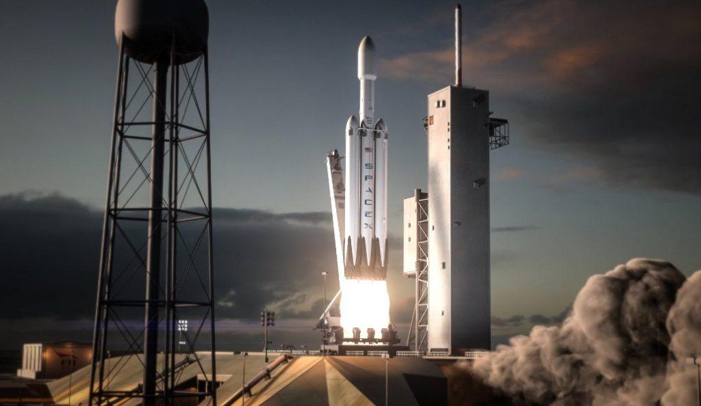 Falcon Heavy: Επιτυχής εκτόξευση από την SpaceX (vid) | Pagenews.gr