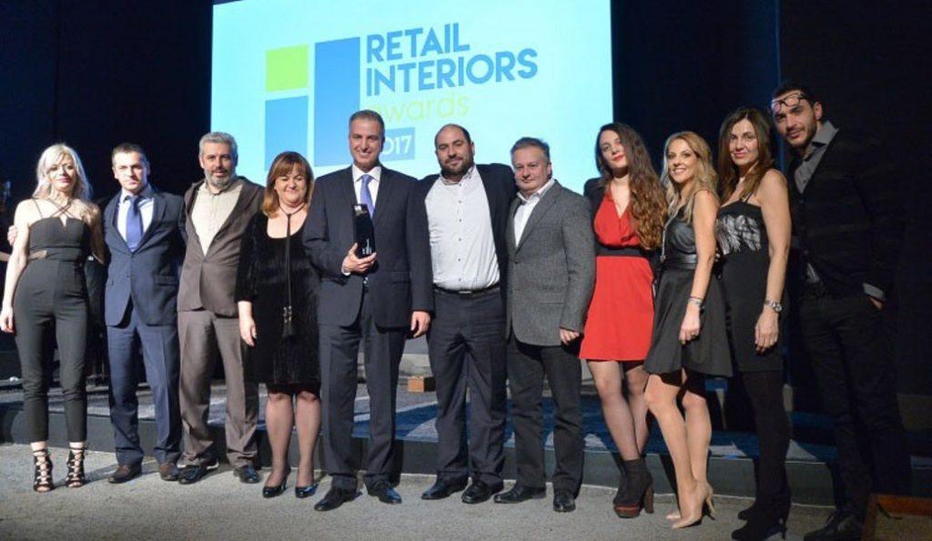 Καταστήματα ΓΕΡΜΑΝΟΣ: Τριπλή διάκριση στα Retail Interiors Awards   Pagenews.gr