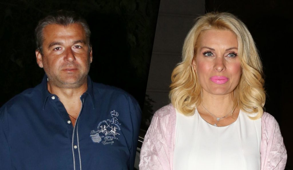 Ελένη Μενεγάκη – Γιώργος Λιάγκας: Σπάνιο καρέ από το σχολείο που ήταν συμμαθητές (pic)   Pagenews.gr