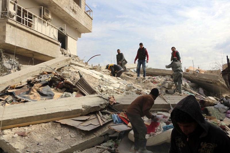 Συρία: Αδύνατη η πρόσβαση της ανθρωπιστικής βοήθειας στην Ανατολική Γούτα | Pagenews.gr