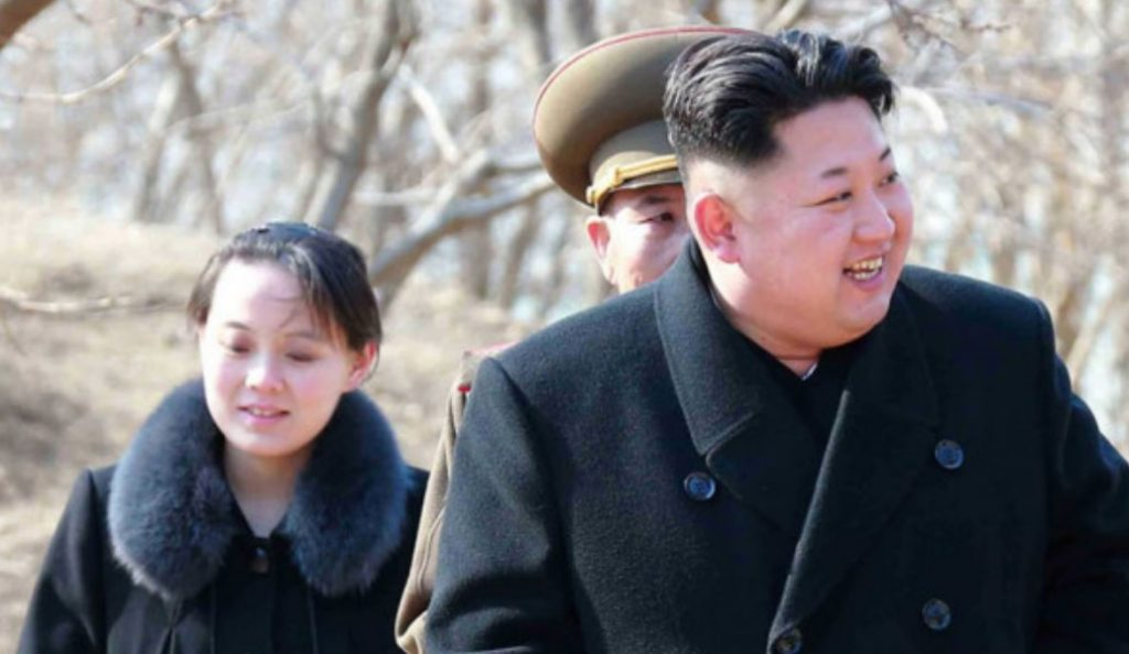 Βόρεια Κορέα: Η αδερφή του Κιμ Γιονγκ Ουν θα παραστεί στους Ολυμπιακούς Αγώνες της Νότιας Κορέας | Pagenews.gr