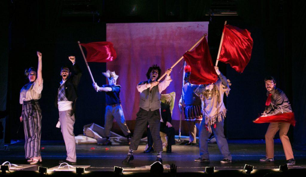 Μαγική η επίσημη πρεμιέρα για «Το πορφυρό νησί» στο θέατρο Άλφα – Ιδέα (pics &vids) | Pagenews.gr
