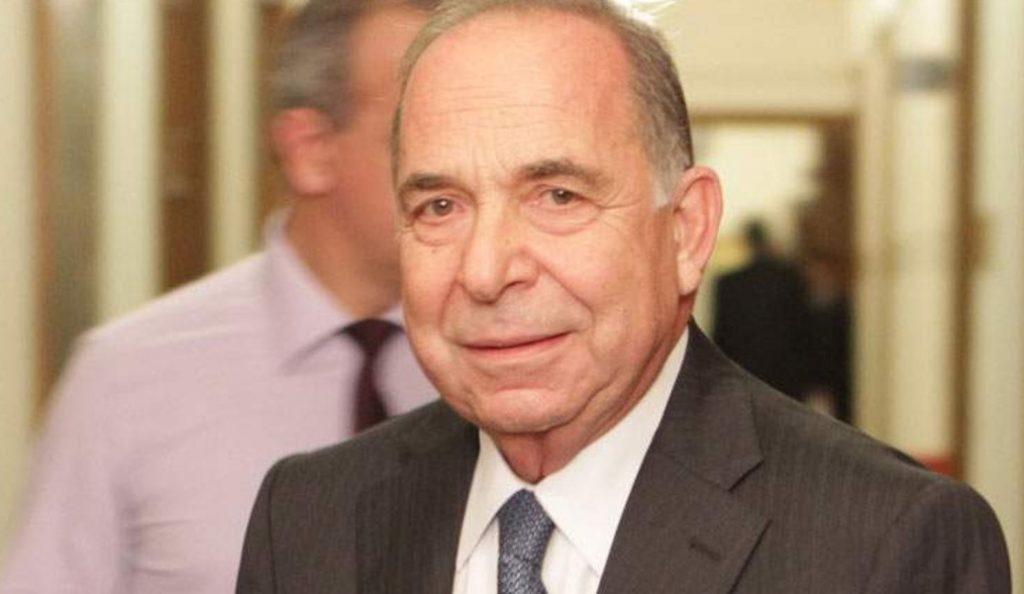 Πέθανε ο πρώην υπουργός της ΝΔ Πέτρος Αλιβιζάτος | Pagenews.gr