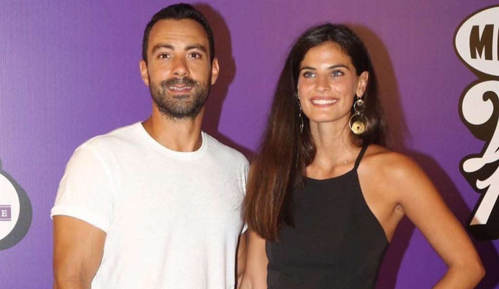 Χριστίνα Μπόμπα – Σάκης Τανιμανίδης έτρεχαν να γλιτώσουν | Pagenews.gr