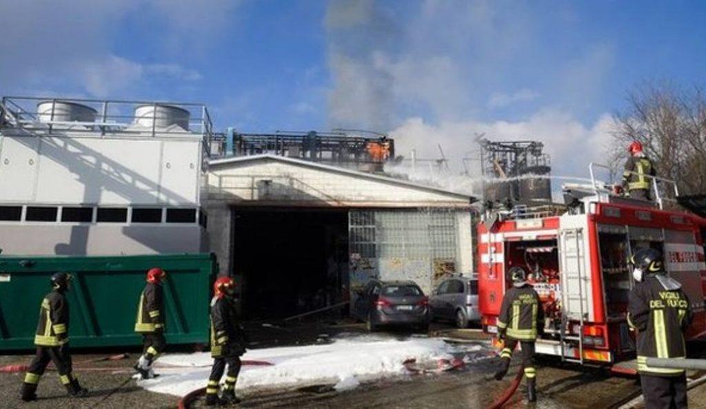 Ιταλία: Έκρηξη σε βιομηχανία που επεξεργάζεται απορρίμματα | Pagenews.gr
