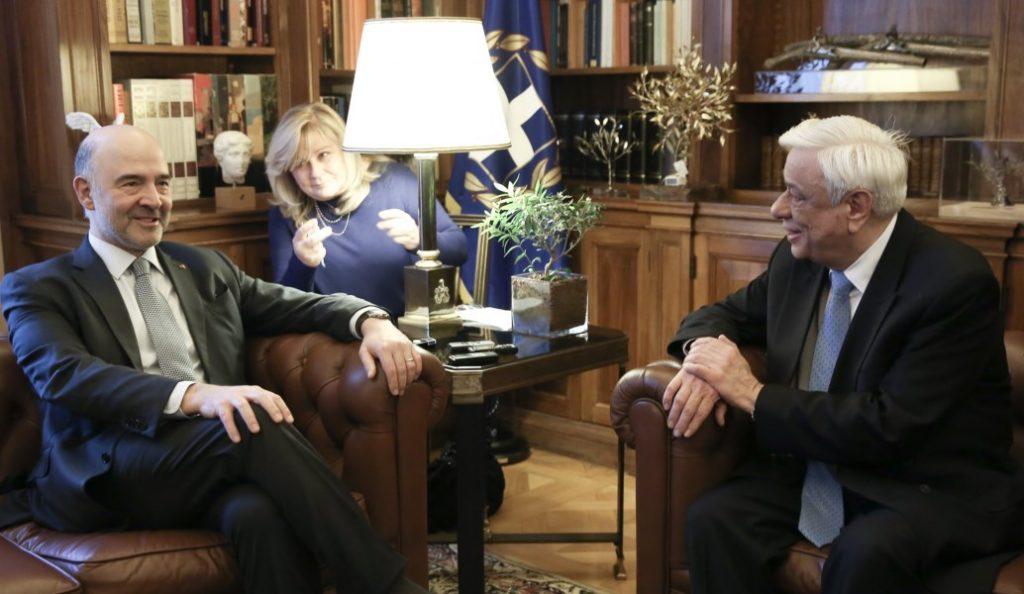 Προκόπης Παυλόπουλος: Να μπει τέλος στην αδιέξοδη λιτότητα | Pagenews.gr