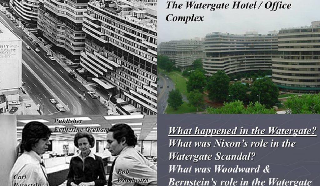 Όταν το «βαθύ λαρύγγι» της Αμερικής τίναζε την κυβέρνηση στον αέρα | Pagenews.gr