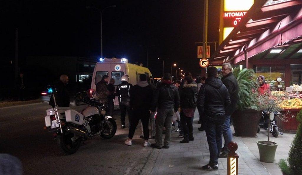 Τροχαίο ατύχημα στην Αθηνών – Πατρών – Μοτοσικλέτα παρέσυρε έγκυο | Pagenews.gr