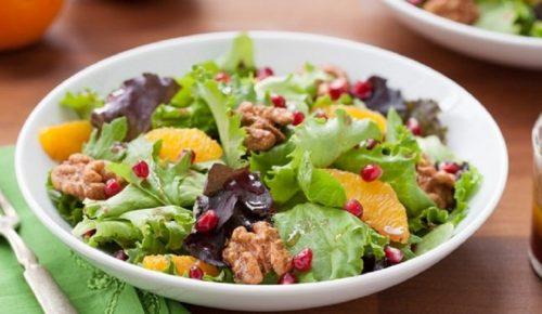 Η συνταγή της ημέρας: Πράσινη σαλάτα με σύκα | Pagenews.gr