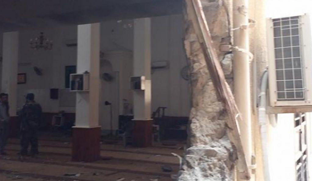 Έκρηξη σε τζαμί στη Λιβύη: Αδιευκρίνιστος ο αριθμός των θυμάτων (pics) | Pagenews.gr