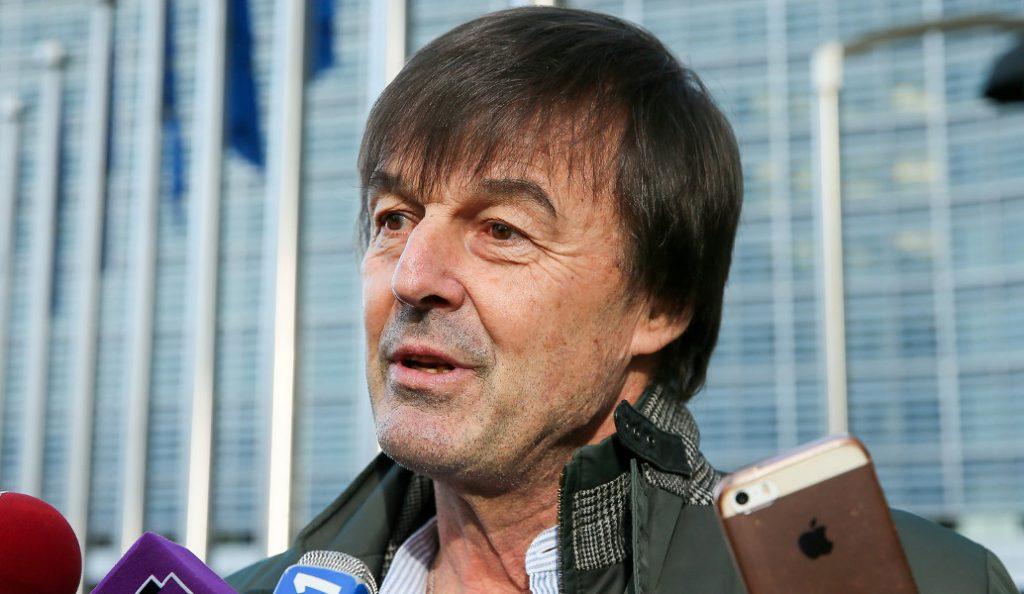Γαλλία: Μήνυση για βιασμό κατά του υπουργού Νικολά Ιλό από την εγγονή του Μιτεράν | Pagenews.gr