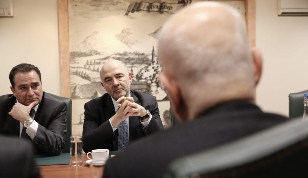 Πιέρ Μοσκοβισί: Δεν πρέπει να κάνουμε λάθος στα τελευταία 100 μέτρα   Pagenews.gr