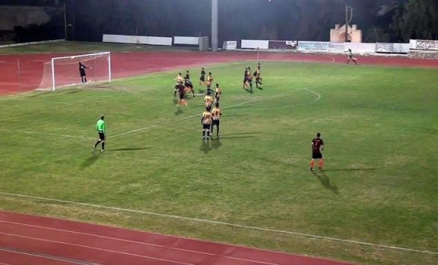 Απίστευτο γκολ με φάουλ στη Νάξο! (vid) | Pagenews.gr