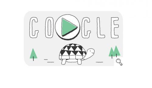 Doodle της Google: Αφιερωμένο στους  Χειμερινούς Ολυμπιακούς Αγώνες 2018   Pagenews.gr