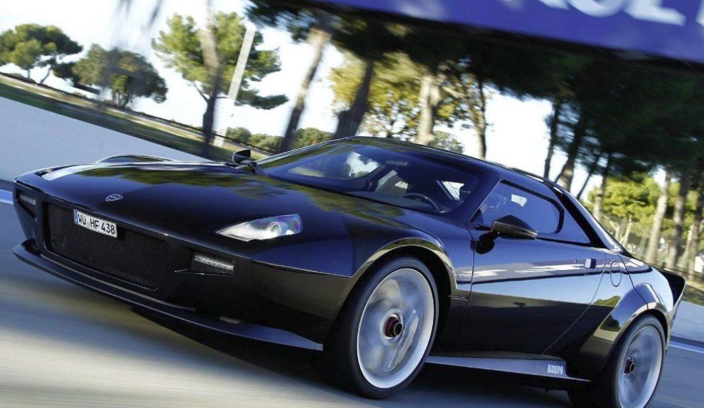 Η θρυλική Lancia Stratos βγαίνει ξανά στην παραγωγή (pics & vid) | Pagenews.gr