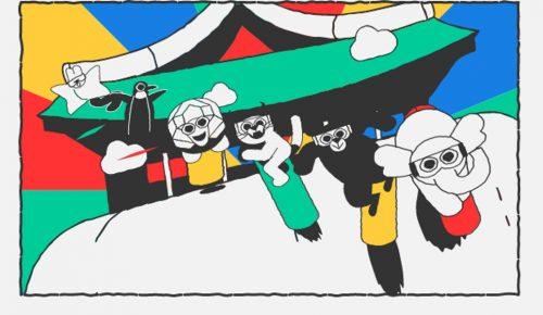 Χειμερινοί Ολυμπιακοί Αγώνες: Το doodle της Google για την 4η ημέρα της διοργάνωσης   Pagenews.gr