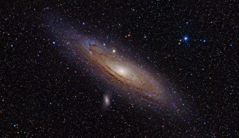 Επιστήμονες: Η Ανδρομέδα έχει περίπου ίδιο μέγεθος με τον δικό μας γαλαξία   Pagenews.gr