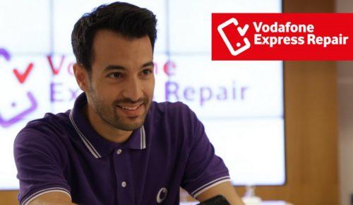 Έκπτωση 30% σε όλες τις επισκευές συσκευών  με το  Vodafone Express Repair   Pagenews.gr