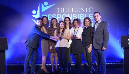 Vodafone Ελλάδας: Διπλή Silver Διάκριση στα Hellenic Responsible Business Awards 2018 | Pagenews.gr