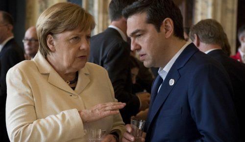 Μεταναστευτικό: Ικανοποίηση Μέρκελ για τη συμφωνία με τον Τσίπρα   Pagenews.gr