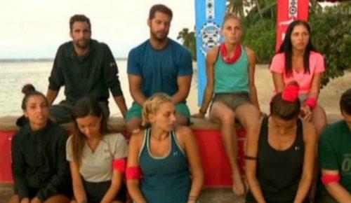 Survivor 2: Άρχισαν τα όργανα στους Διάσημους – Χατζίδου σε Σπυροπούλου: «Θα φας σφαλιάρα, μην με ξαναπειράξεις» (vid) | Pagenews.gr