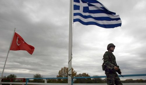 (UPD) Τούρκοι συνέλαβαν Έλληνες φαντάρους στον Έβρο (pics) | Pagenews.gr