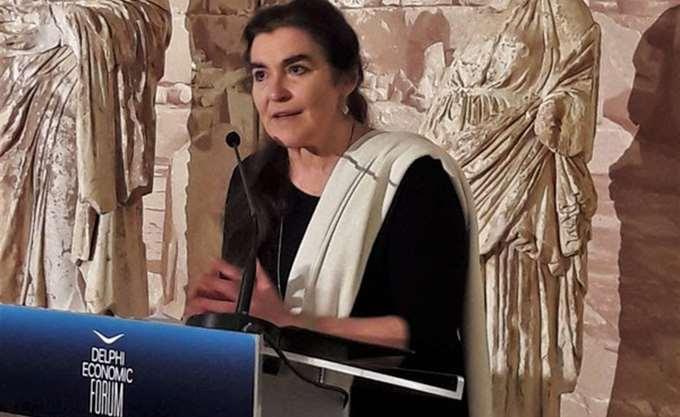 Λυδία Κονιόρδου: Ο πολιτισμός δεν είναι περιττή δουλειά αλλά ανάγκη   Pagenews.gr
