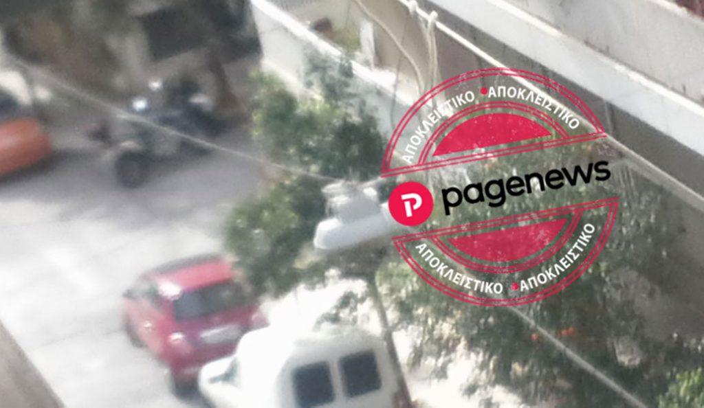 Συναγερμός στο Παγκράτι: Εντοπίστηκαν χειροβομβίδες έξω από πολυκατοικία (pics)   Pagenews.gr