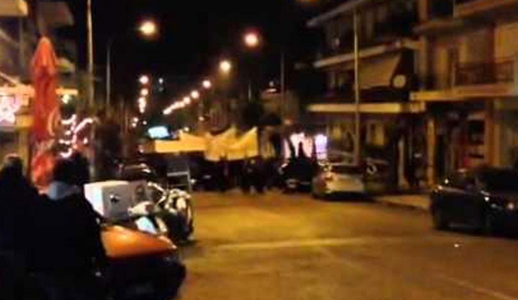 Πορεία αντιεξουσιαστών στην Πάτρα | Pagenews.gr