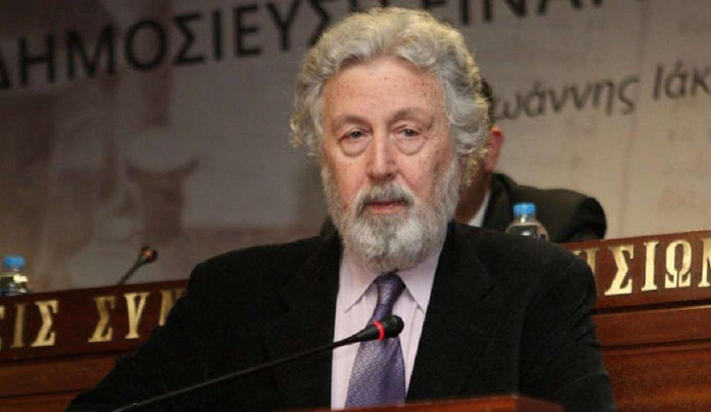 Στην εντατική από ανακοπή καρδιάς ο Φαίδων Κωνσταντουδάκης   Pagenews.gr