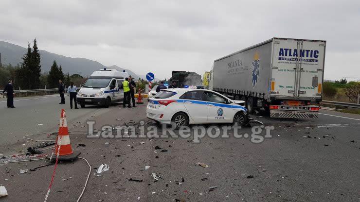 Καταδίωξη στην Αθηνών-Λαμίας: Οδηγούσε ανάποδα για 175 χιλιόμετρα (pics&vid) | Pagenews.gr
