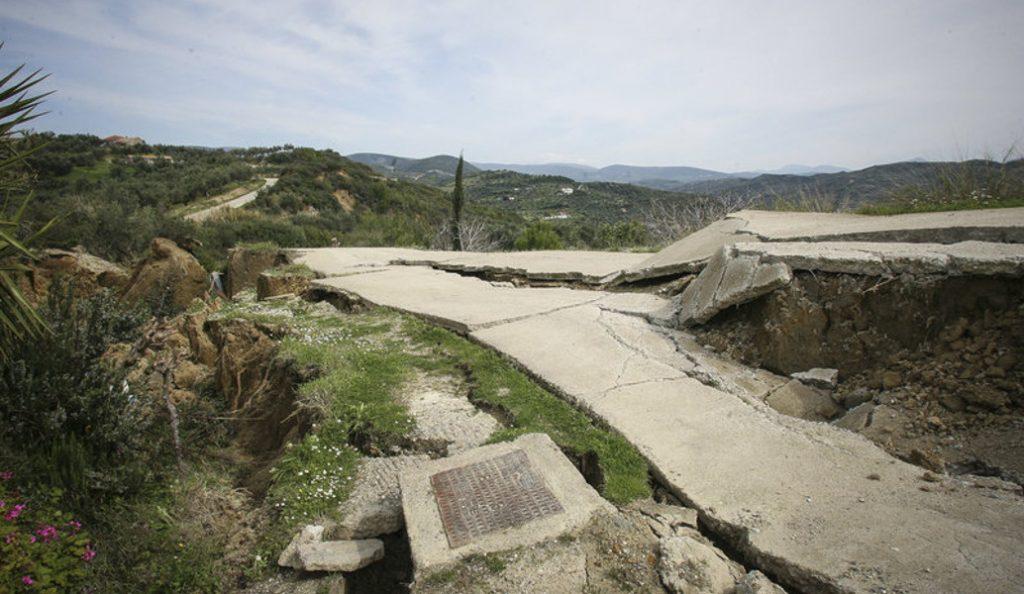 Ηλεία: Σε κατάσταση έκτακτης ανάγκης 25 περιοχές του νομού (pics) | Pagenews.gr