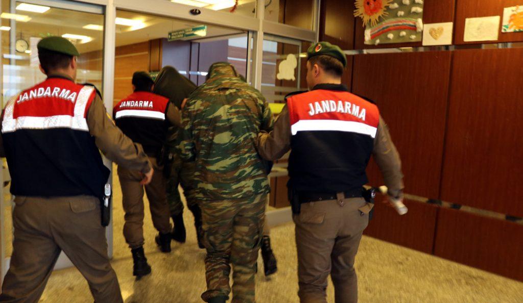 Οι πρώτες στιγμές μετά τη σύλληψη των Ελλήνων στρατιωτικών – Τι αποκάλυψαν οι ίδιοι (pics &vid) | Pagenews.gr