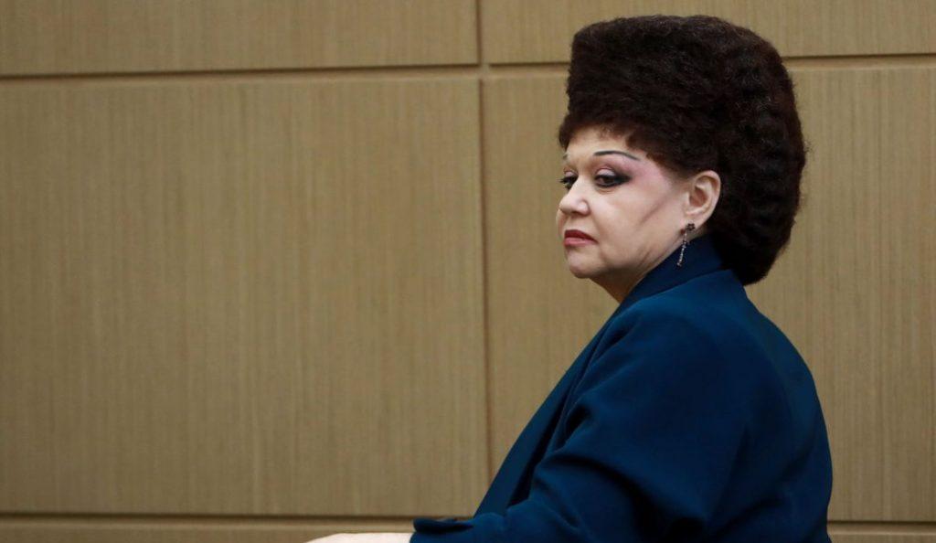 Η Βαλεντίνα Πετρένκο και το  viral…μαλλί της βουλευτή από τη Ρωσία(pics)   Pagenews.gr