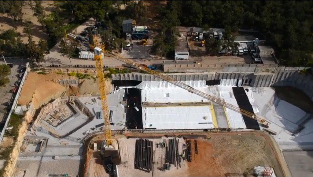 ΑΕΚ: Τα έργα στη Νέα Φιλαδέλφεια από ψηλά (vid) | Pagenews.gr