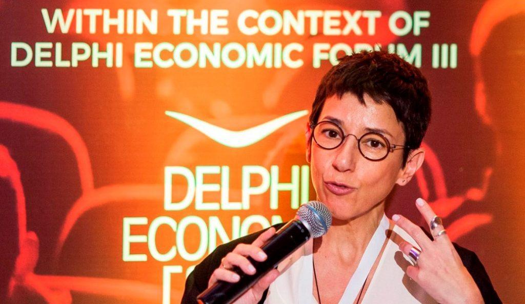 Η Vodafone παρουσίασε δράσεις του Ιδρύματος Vodafone στα Digital Disruption Sessions, στο πλαίσιο του Delphi Economic Forum   Pagenews.gr