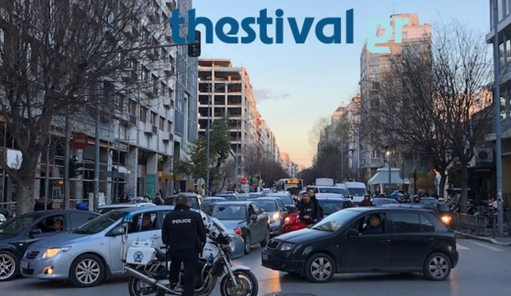 Θεσσαλονίκη: Λήξη συναγερμού στο δικαστικό μέγαρο μετά από τηλεφώνημα για βόμβα (pics &vid) | Pagenews.gr
