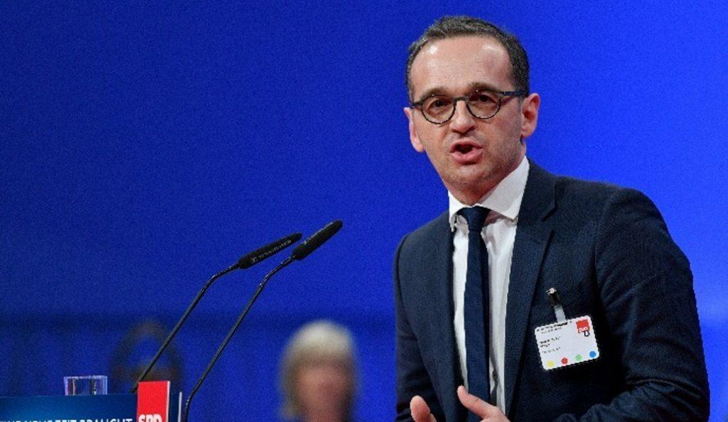Γερμανία: Ο Χάικο Μάας νέος υπουργός Εξωτερικών   Pagenews.gr