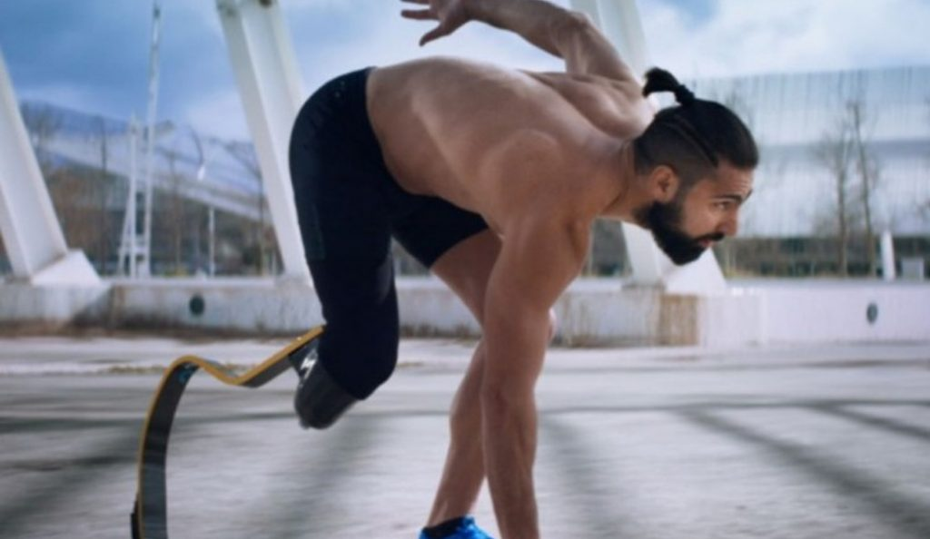 Μιχάλης Σεΐτης: Η ιστορία του παροολυμπιονίκη του Dancing (vid) | Pagenews.gr