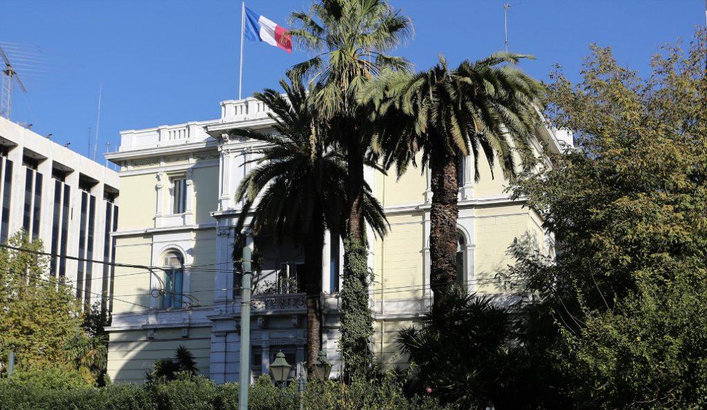 Λύνει τις «παρεξηγήσεις» με νέο email η γαλλική πρεσβεία | Pagenews.gr