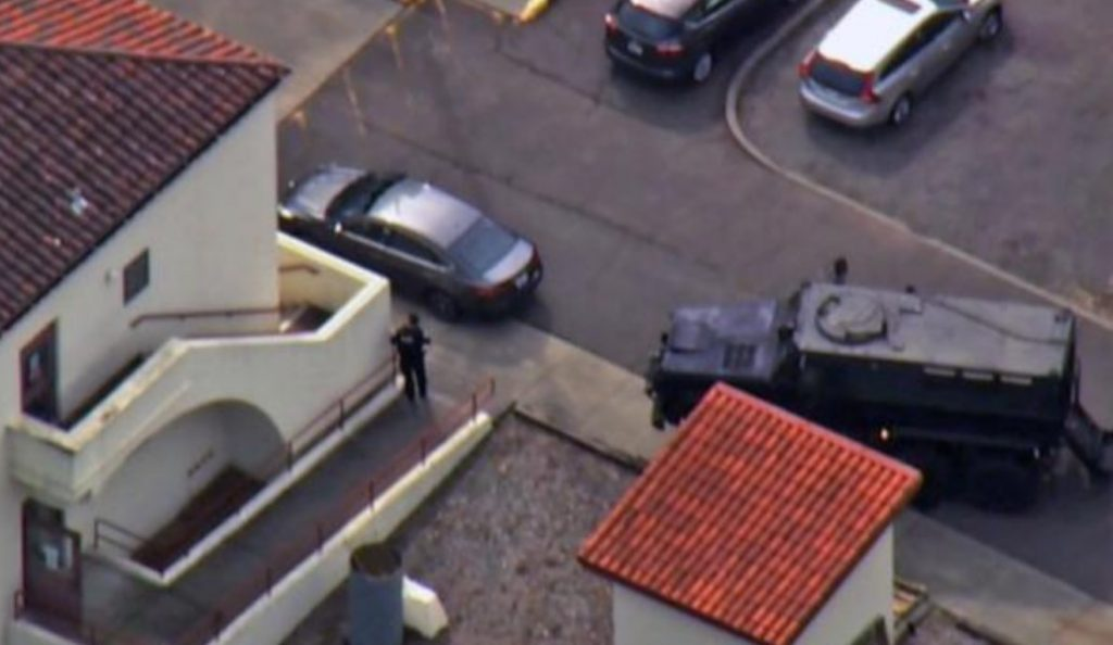 Καλιφόρνια: Τέσσερις νεκροί σε ομηρεία σε κέντρο φιλοξενίας βετεράνων | Pagenews.gr