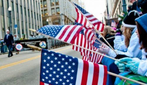 ΗΠΑ: Στρατιωτική παρέλαση στις 11 Νοεμβρίου στην Ουάσινγκτον | Pagenews.gr