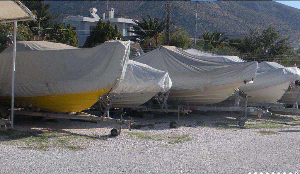 ΑΑΔΕ: Στα αζήτητα 1.910 κατασχεμένα σκάφη | Pagenews.gr
