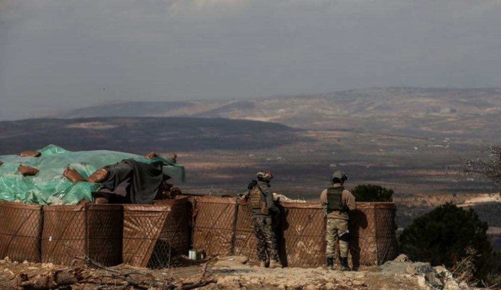 Η Τουρκία έτοιμη να εισβάλει και σε άλλη πόλη της Συρίας | Pagenews.gr