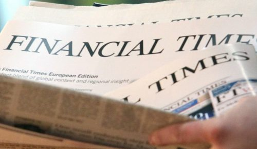 FT: Οι φόβοι για πολιτική αστάθεια στη Ρώμη και τη Μαδρίτη προκαλούν ρίγη στις αγορές ομολόγων | Pagenews.gr