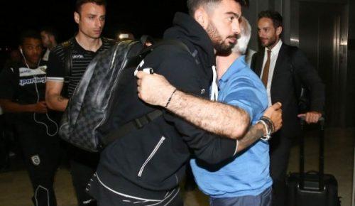 Κλάους για Σαββίδη: »Δεν έχω να σου συγχωρήσω κανένα λάθος» (pic)   Pagenews.gr