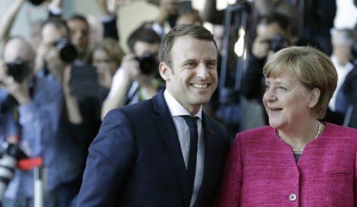 Συνάντηση Μακρόν-Μέρκελ για να εδραιώσουν τον «προοδευτικό άξονα» της ΕΕ | Pagenews.gr