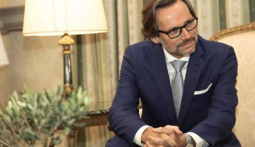 Tι απαντά ο Γερμανός πρέσβης στα περί ανταλλαγών για το Σκοπιανό   Pagenews.gr