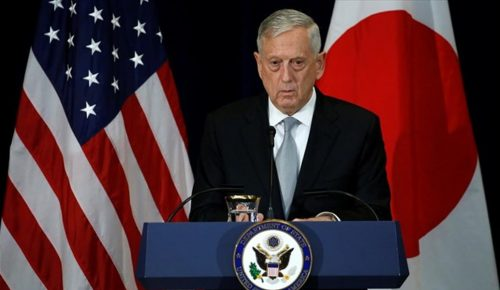 Σκοπιανό: Καταγγελία από τον Αμερικανό υπουργό Άμυνας για προσπάθεια της Ρωσίας να επηρεάσει το δημοψήφισμα   Pagenews.gr