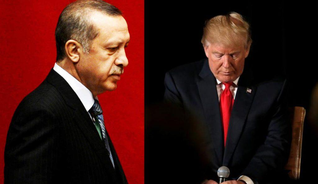 Τηλεφωνήθηκαν Τραμπ και Ερντογάν – Μυστήριο το θέμα της συζήτησης | Pagenews.gr